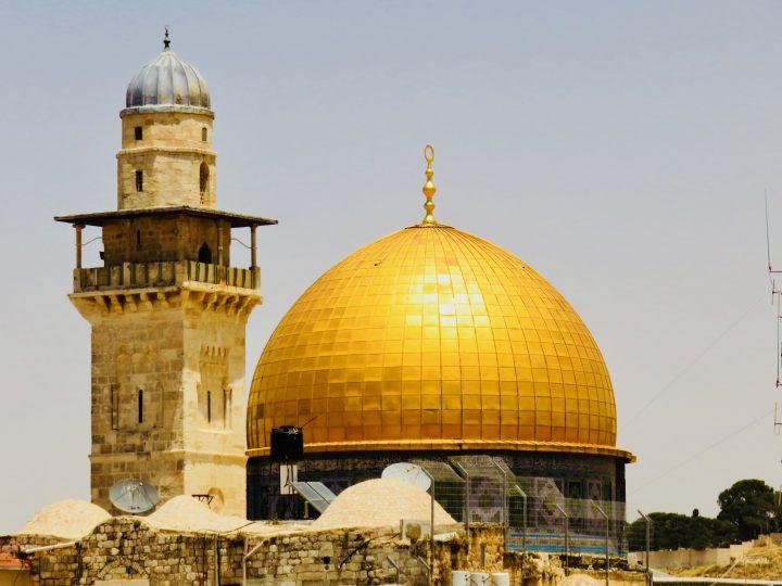 Day trip to Dome of Rock Jerusalem from Tel Aviv Israel ; Tel Aviv City Trip Travel Blog Inspirations