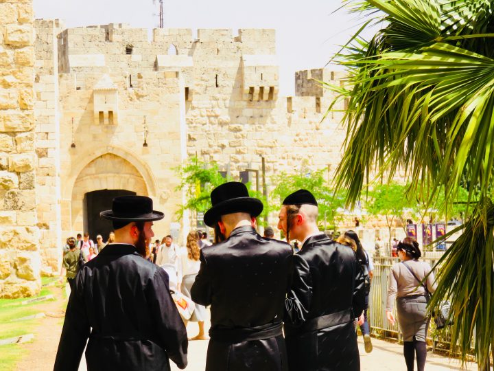 Day trip to Jaffa Gate Jerusalem from Tel Aviv Israel ; Tel Aviv City Trip Travel Blog Inspirations