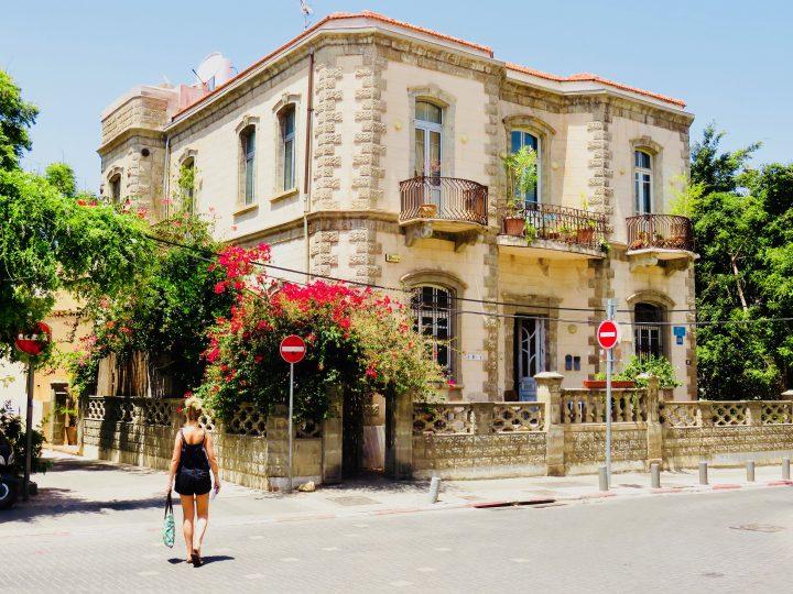 Neva Tzedek blog Neigbourhoods in Tel Aviv Israel ; Tel Aviv City Trip Travel Blog Inspirations