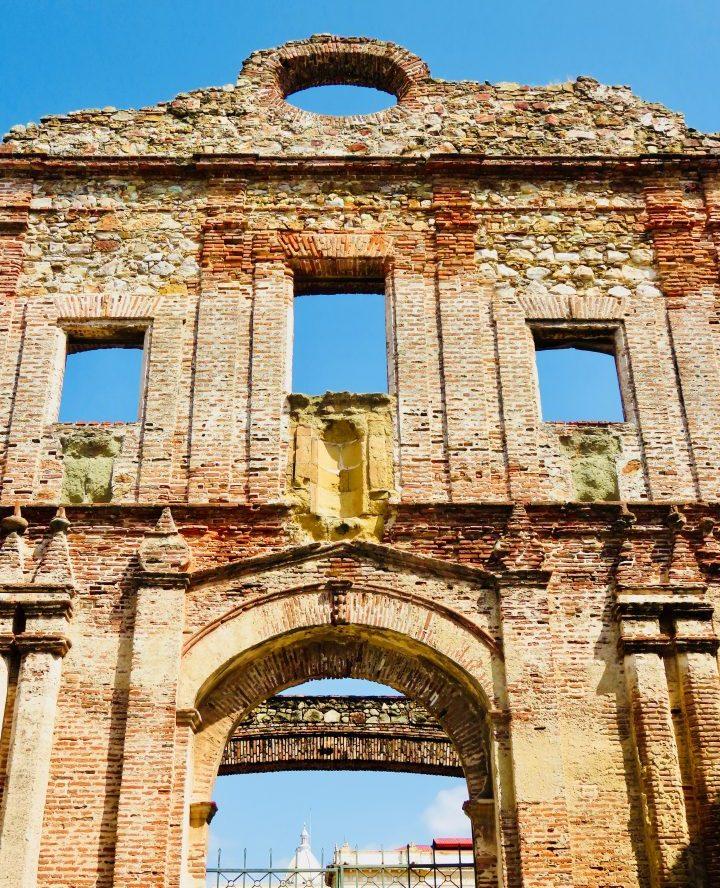 Arco Chato in Panama City; Panama Travel Blog Inspirations