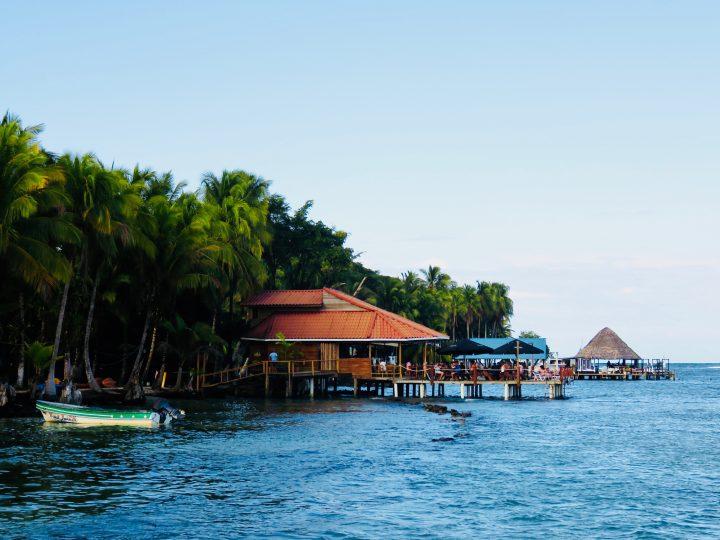 Chilling at Bibi's on Bocas del Toro Panama; Panama Travel Blog Inspirations