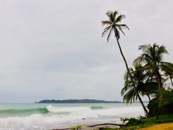 Bike Route to Bluff Beach on Bocas del Toro Panama; Panama Travel Blog Inspirations