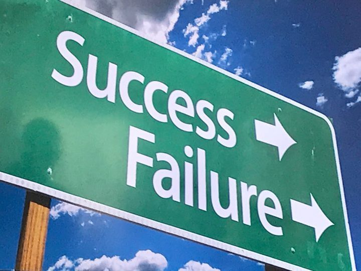 Brilliant Failures Sign for blog Business; Business and Mind Tips and Inspirations Blog