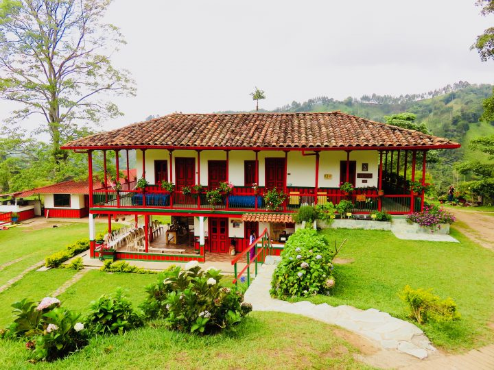 Finca Ocaso Coffee tour in Salento Colombia; Colombia Travel Blog Inspirations