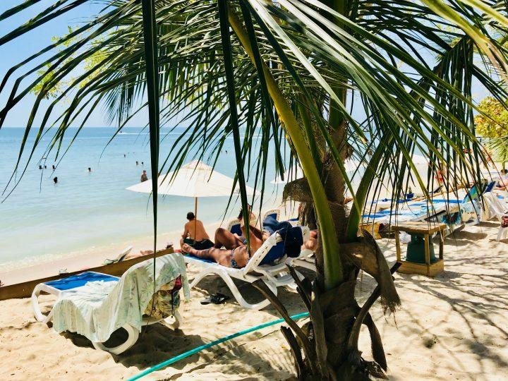 View Isla del Encanto Rosario islands near Cartagena Colombia; Colombia Travel Blog Inspirations