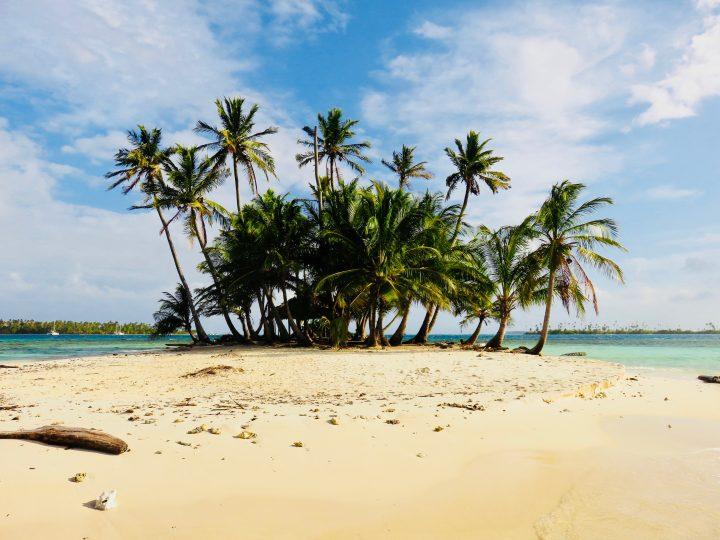 Let Me Inspire You Island at San Blas Islands Panama; Panama Travel Blog Inspirations