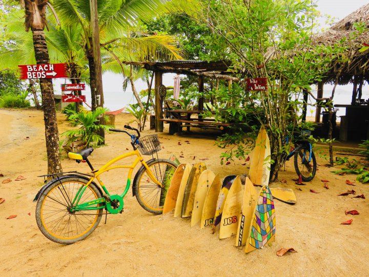 Restaurant and chill at Paki Point on Bocas del Toro Panama; Panama Travel Blog Inspirations