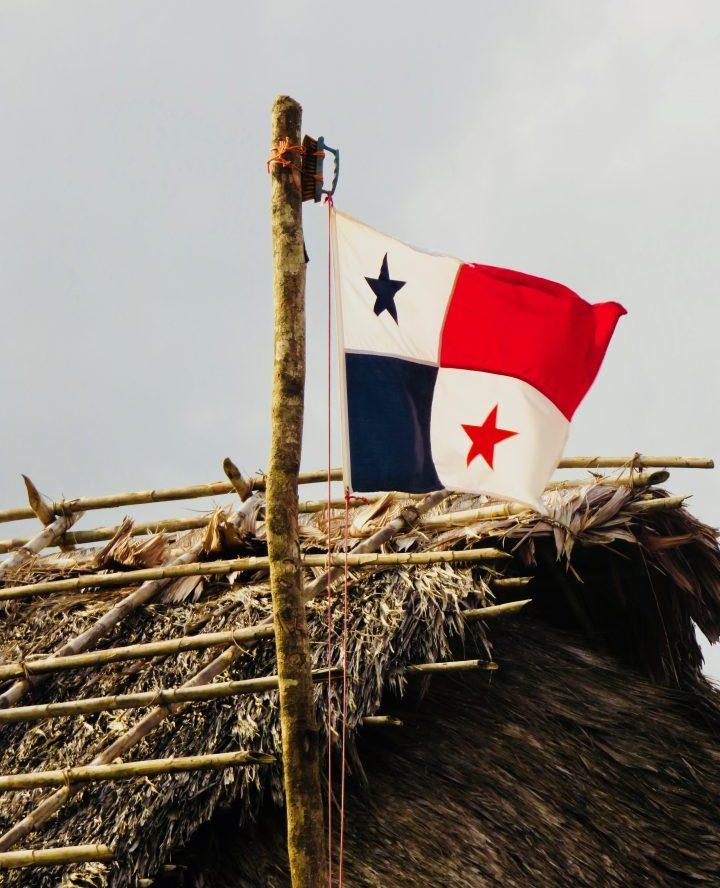 Panama Flag; Panama Travel Blog Inspirations