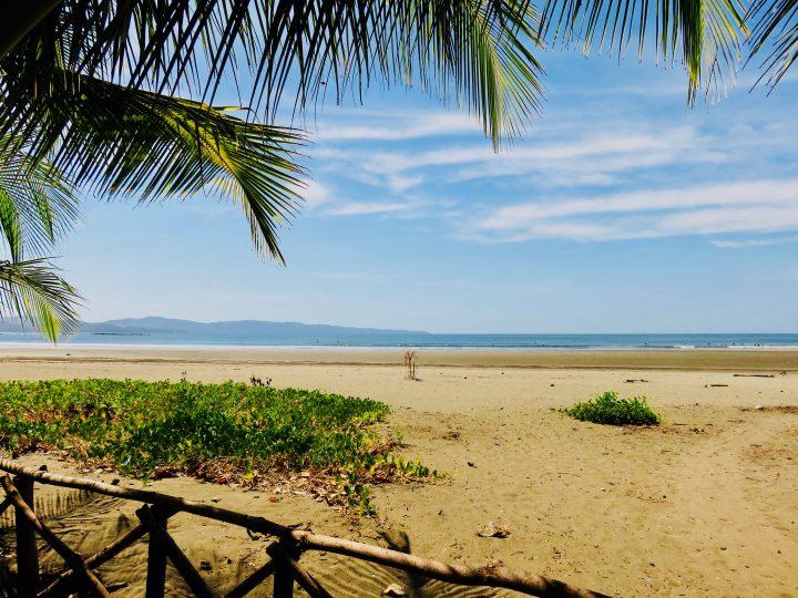 Surfing at Playa Estero in Santa Catalina Panama; Panama Travel Blog Inspirations