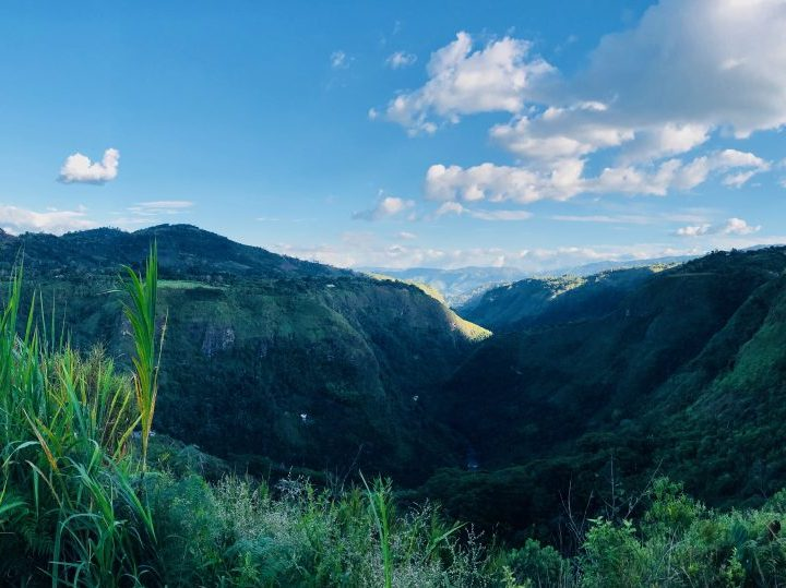 Rio Magdalena valley in San Agustin Colombia; Colombia Travel Blog Inspirations