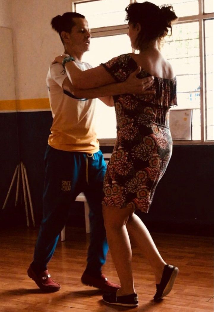 Salsa dancing in Cali Colombia; Colombia Travel Blog Inspirations