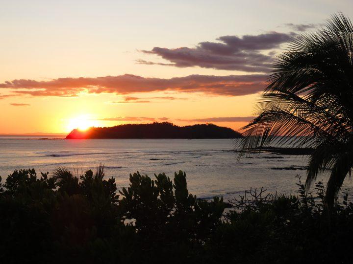 Sunset Santa Catalina Panama; Panama Travel Blog Inspirations
