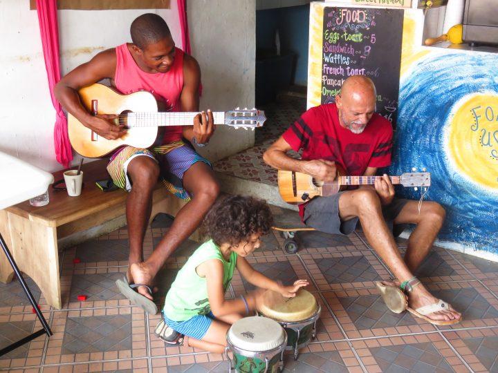 The Coffee Shop on Bocas del Toro Panama; Panama Travel Blog Inspirations
