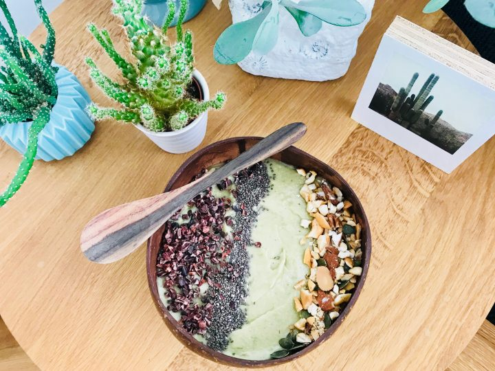 Creamy Avocado Bowl Breakfast Food; Healthy Food recipes and inspirations Blog