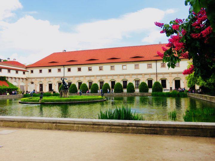 Garden Wallenstein in Prague; Prague City Trip Travel Blog Inspirations