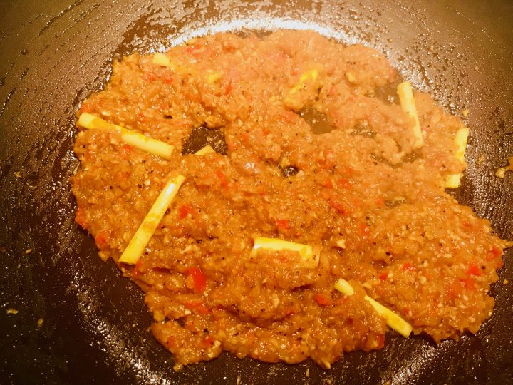 Indo Curry Paste Dinner Meal; Healthy Food recipes and inspirations Blog