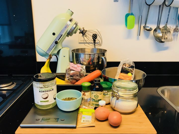 Ingredients Ginger Carrot Cake Snack; Healthy Food recipes and inspirations Blog