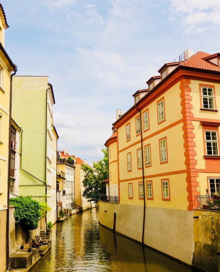 Kampa neighborhood in Prague; Prague City Trip Travel Blog Inspirations