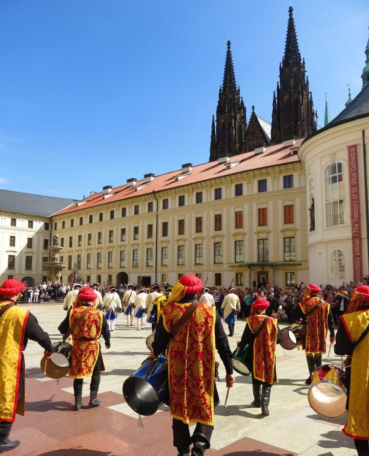 Show at the Palace in Prague; Prague City Trip Travel Blog Inspirations