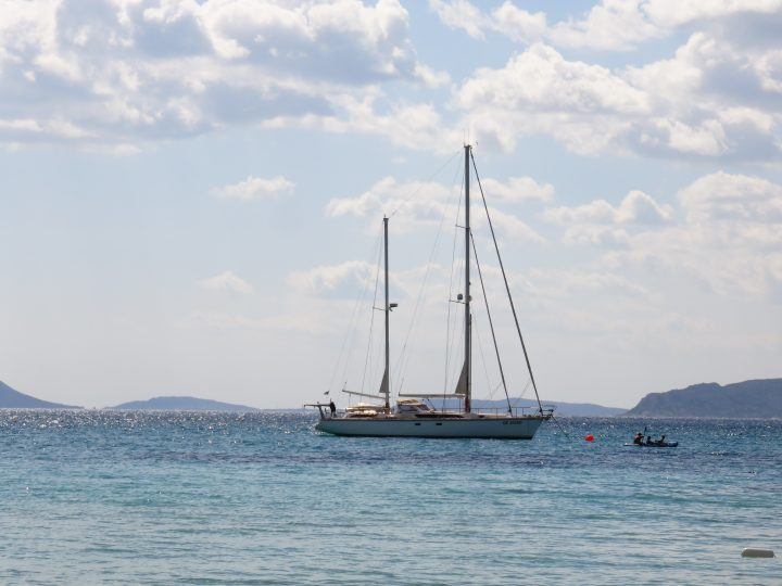 Sailing Boats Sardinia, Sardinia Travel Blog Inspirations