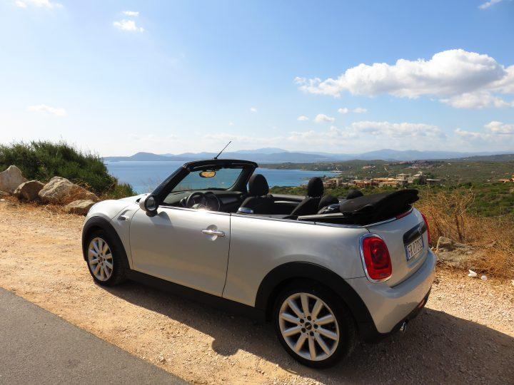 Rental Car transport in Sardinia, Sardinia Travel Blog Inspirations