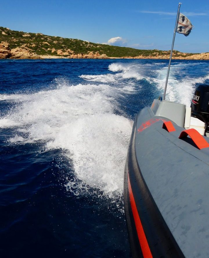 Boat tour Maddalena Archipelago in Northeast Sardinia, Sardinia Travel Blog Inspirations