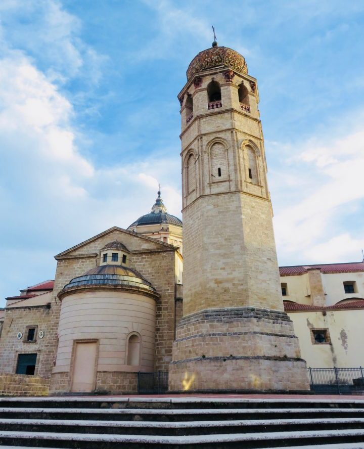 Cattedrale Oristano in West Sardinia, Sardinia Travel Blog Inspirations