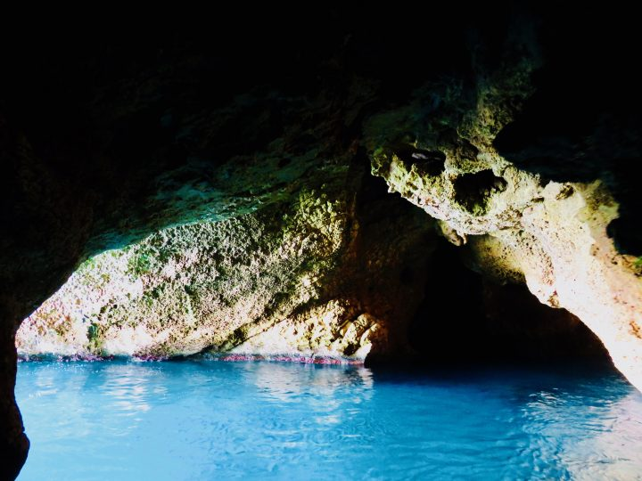 Cave of Golfo di Orosei in East Sardinia, Sardinia Travel Blog Inspirations