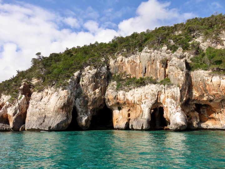 Coast of Golfo di Orosei in East Sardinia, Sardinia Travel Blog Inspirations
