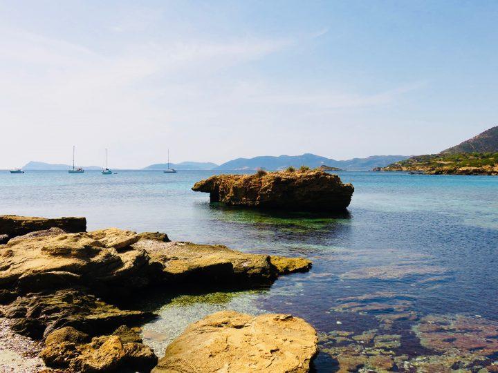 Costa del Sur in South Sardinia, Sardinia Travel Blog Inspirations