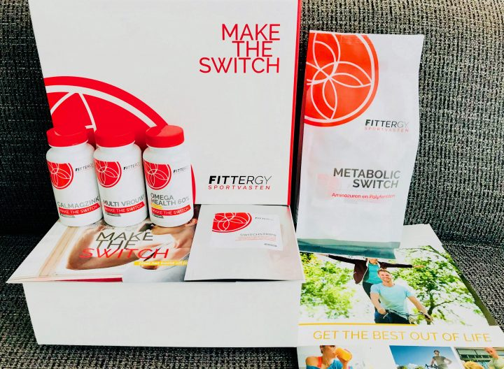 Fittergy toolbox for Sport Fasting or Sportvasten, Healthy Body and Mind Tips and inspirations