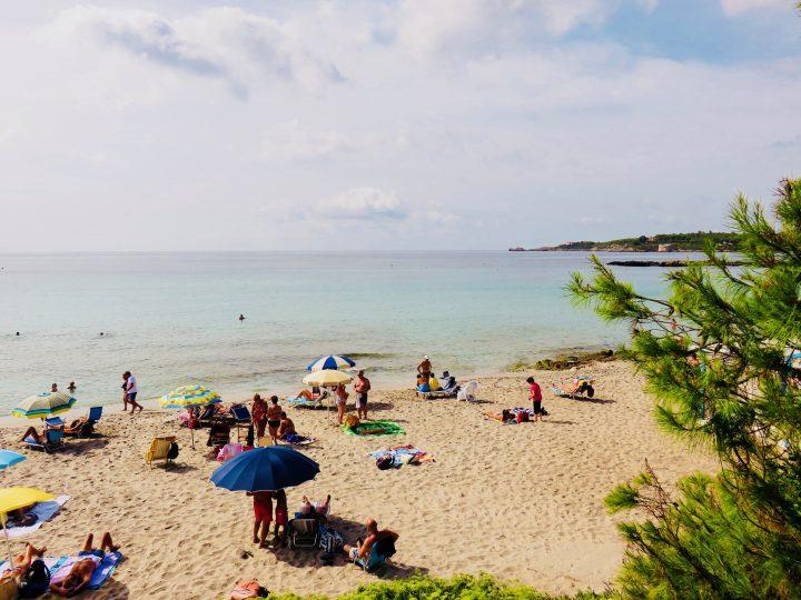 La Bombarde beach in Northwest Sardinia, Sardinia Travel Blog Inspirations