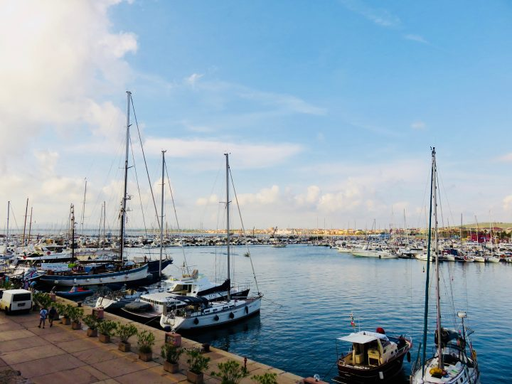 Marina Alghero in Northwest Sardinia, Sardinia Travel Blog Inspirations