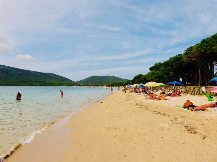 Mugoni beach in Northwest Sardinia, Sardinia Travel Blog Inspirations