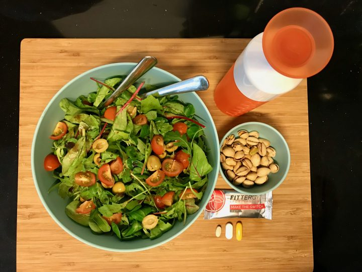 Phase 1 Lunch when Sport Fasting or Sportvasten, Healthy Body and Mind Tips and inspirations