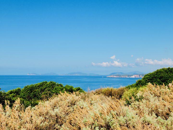 Route SP 105 in Northwest Sardinia, Sardinia Travel Blog Inspirations