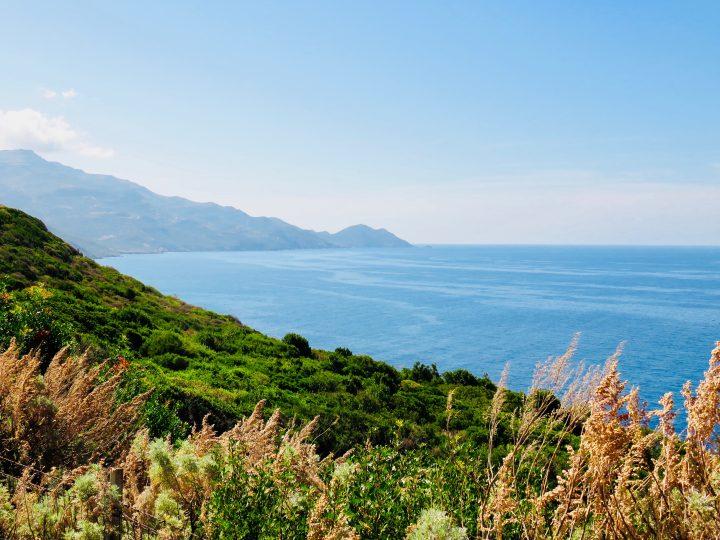 Route SP105 in Northwest Sardinia, Sardinia Travel Blog Inspirations