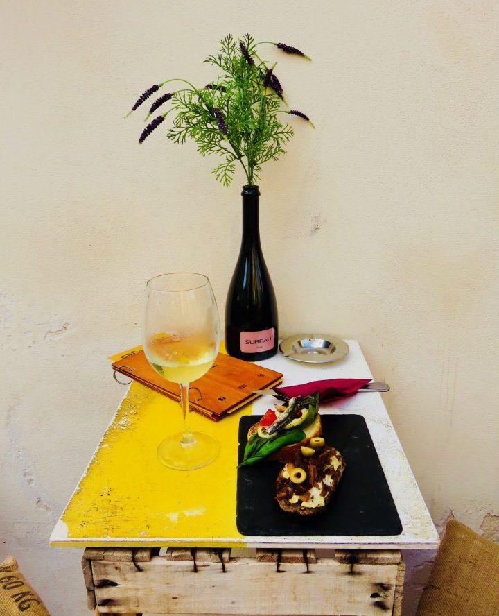 Restaurant Sardoa Alghero in Northwest Sardinia, Sardinia Travel Blog Inspirations