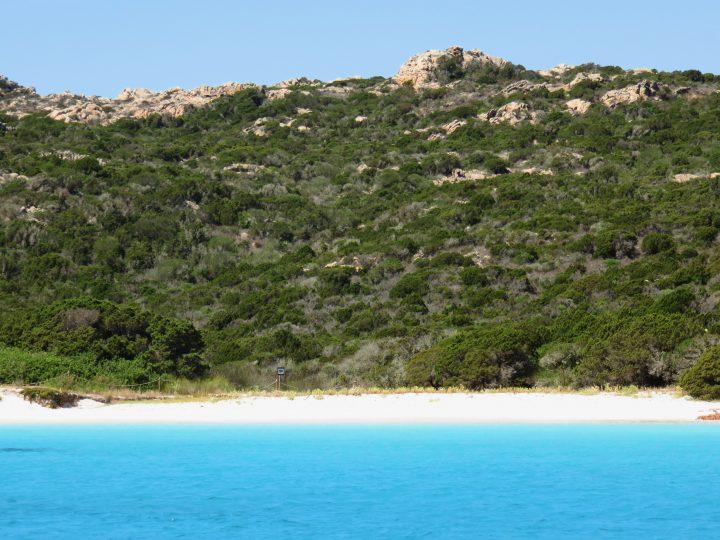 Spiaggia Rosa Maddalena Archipelago in Northeast Sardinia, Sardinia Travel Blog Inspirations