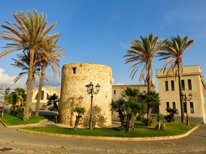 Tower Alghero in Northwest Sardinia, Sardinia Travel Blog Inspirations