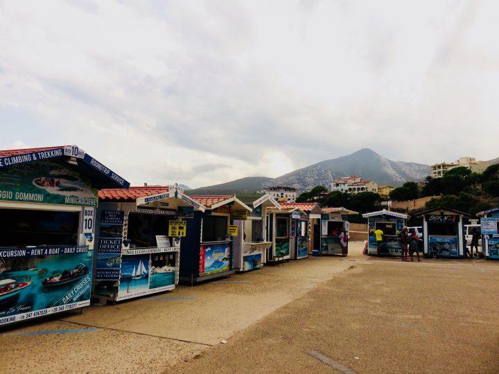 Vendors Cala Gonone Golfo di Orosei in East Sardinia, Sardinia Travel Blog Inspirations
