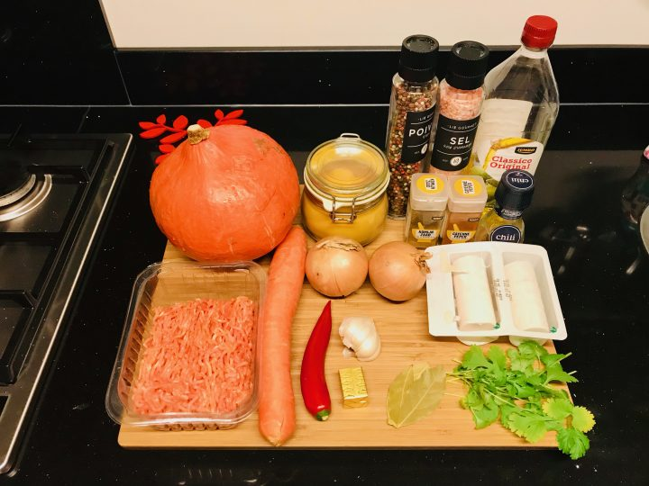 Ingredients Pumpkin Soup for lunch or dinner, Food Healthy Food recipes and inspirations Blog