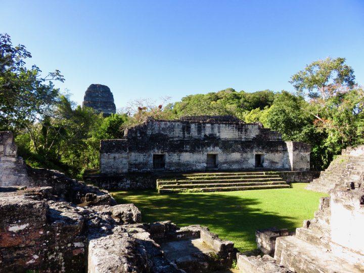Acrópolis Central at the archaeological site Tikal Guatemala, Guatemala Travel Blog