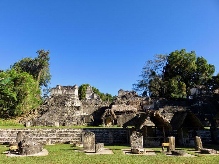 Acrópolis Norte at the archaeological site Tikal Guatemala, Guatemala Travel Blog
