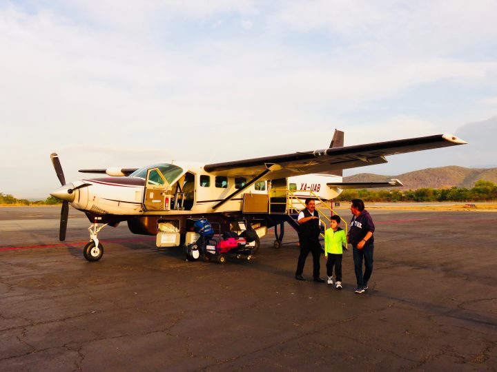 Flight with Aerotucan to Puerto Escondido Mexico, Mexico Travel Blog Inspirations