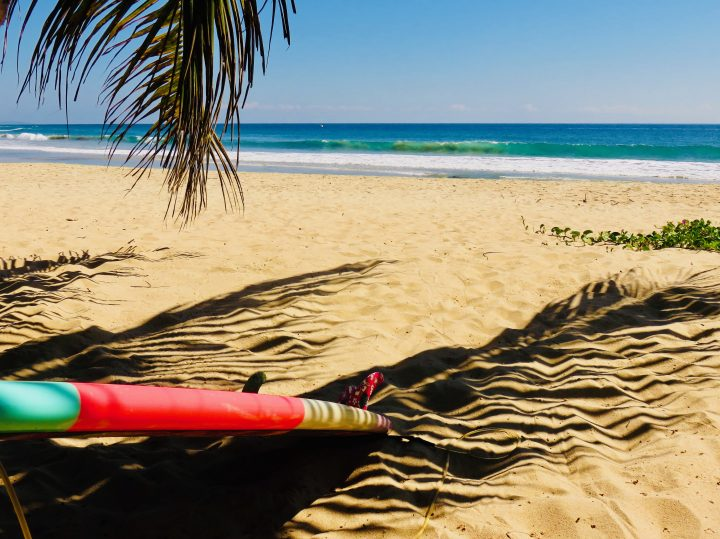 Surf at Agua Blanca near Puerto Escondido Mexico, Mexico Travel Blog Inspirations