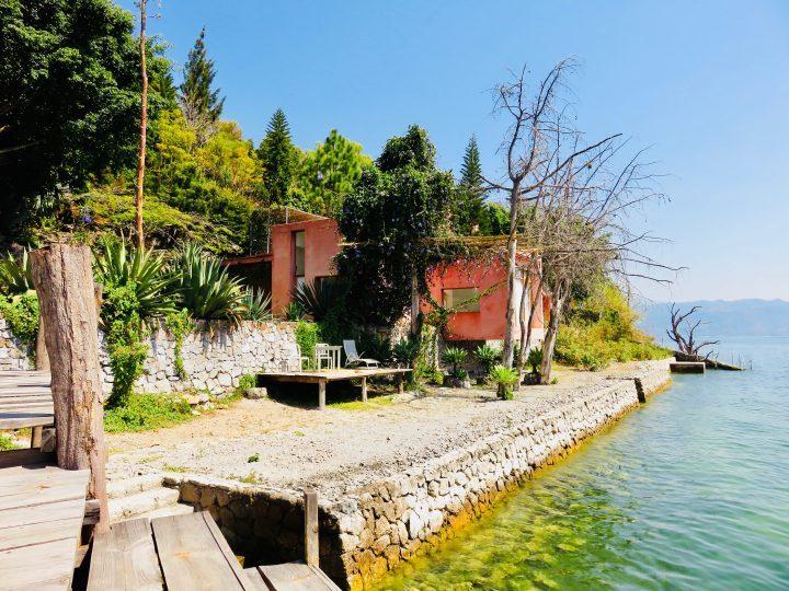 Accomodation and restaurant Anzan Kitchen at Lake Atitlán Guatemala, Guatemala Travel Blog