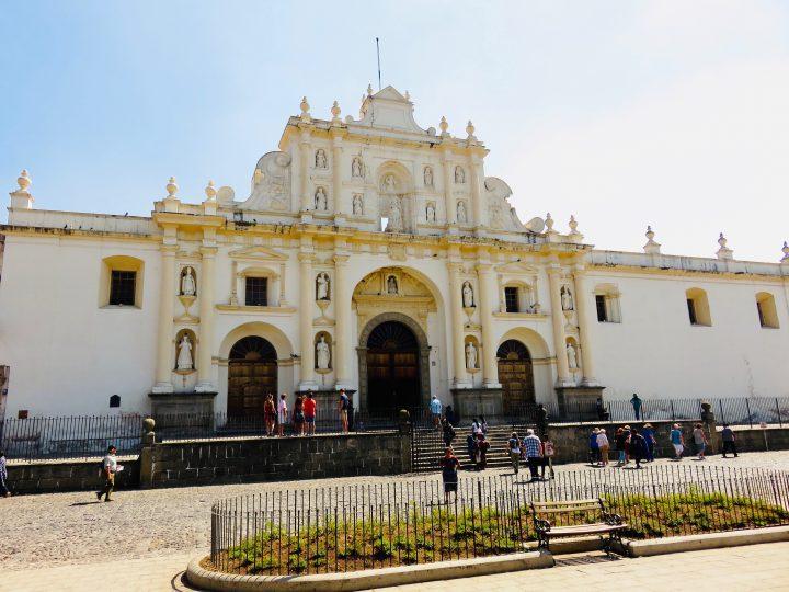 Catedral de Santiago in Antigua Guatemala, Guatemala Travel Blog