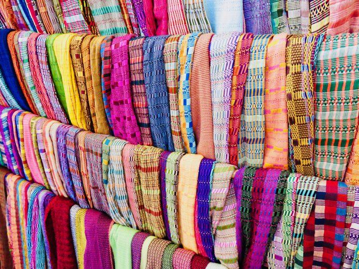 Cloths around Lake Atitlán Guatemala, Guatemala Travel Blog