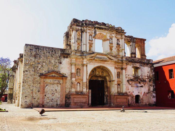 Compañía de Jesús Antigua Guatemala, Guatemala Travel Blog